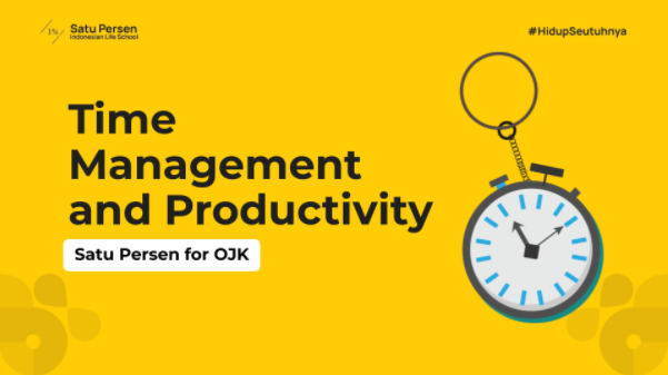 Time Management ad Productivity